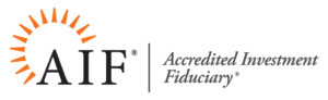 AIF Certification trademark image (acronym with full name)